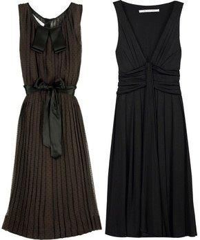 designer little black dresses