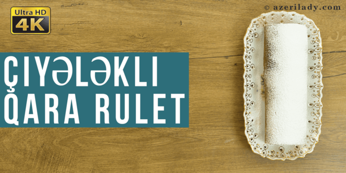 rulet resept
